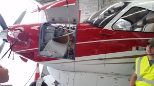 brand new kodiak plane!